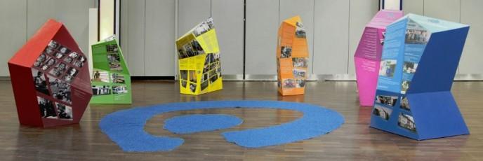 Foldtex 3d Display Lebenshilfe Wiesbaden2