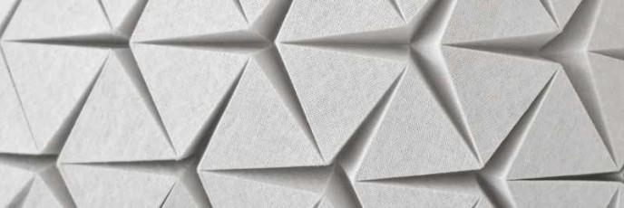 Foldtex tessellation pattern