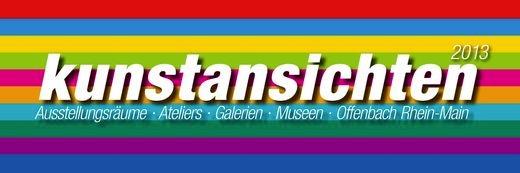 Logo Kunstansichten2013
